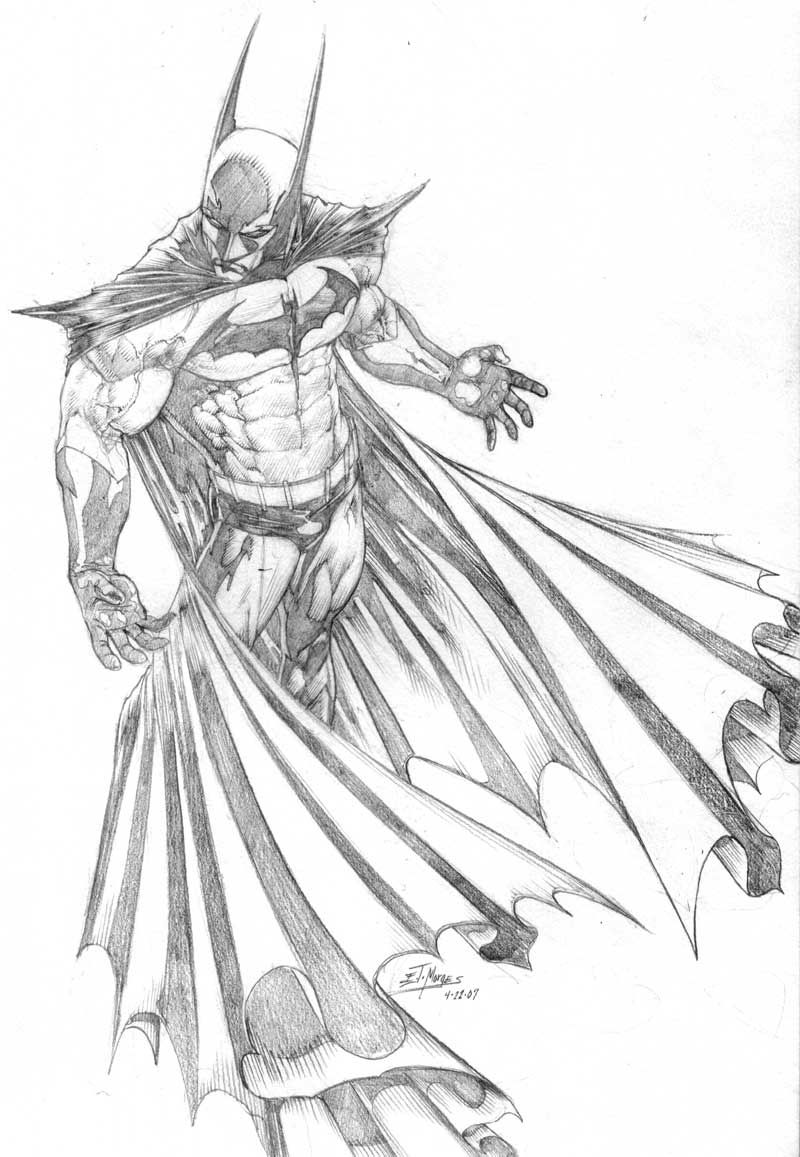 Batman Drawings Oblivon Dc Characters Captain America Vs
