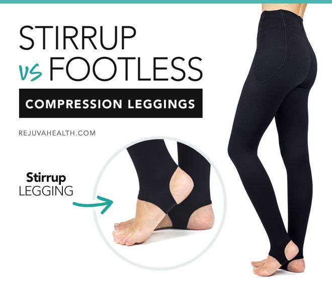 b4b8731d28dd5c Footless Compression Leggings: Fashion vs. Medical, Key Features ...