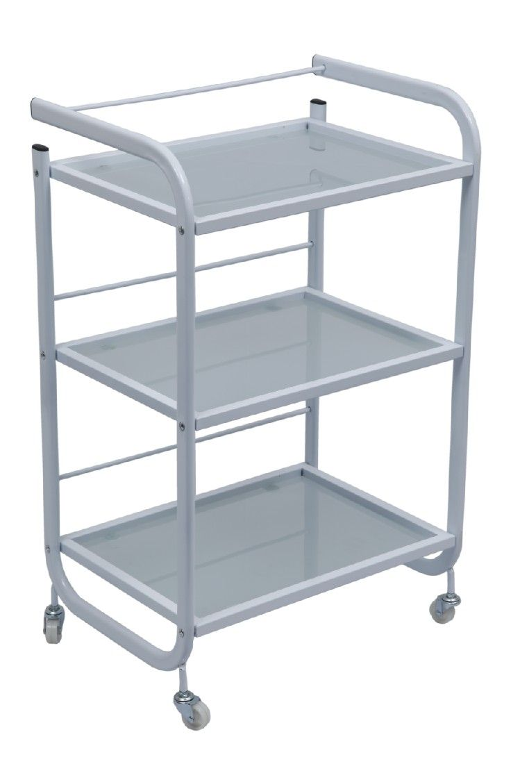 Beauty Trolleys Glass Trolley Salon Trolleys And Tables Spa Furniture