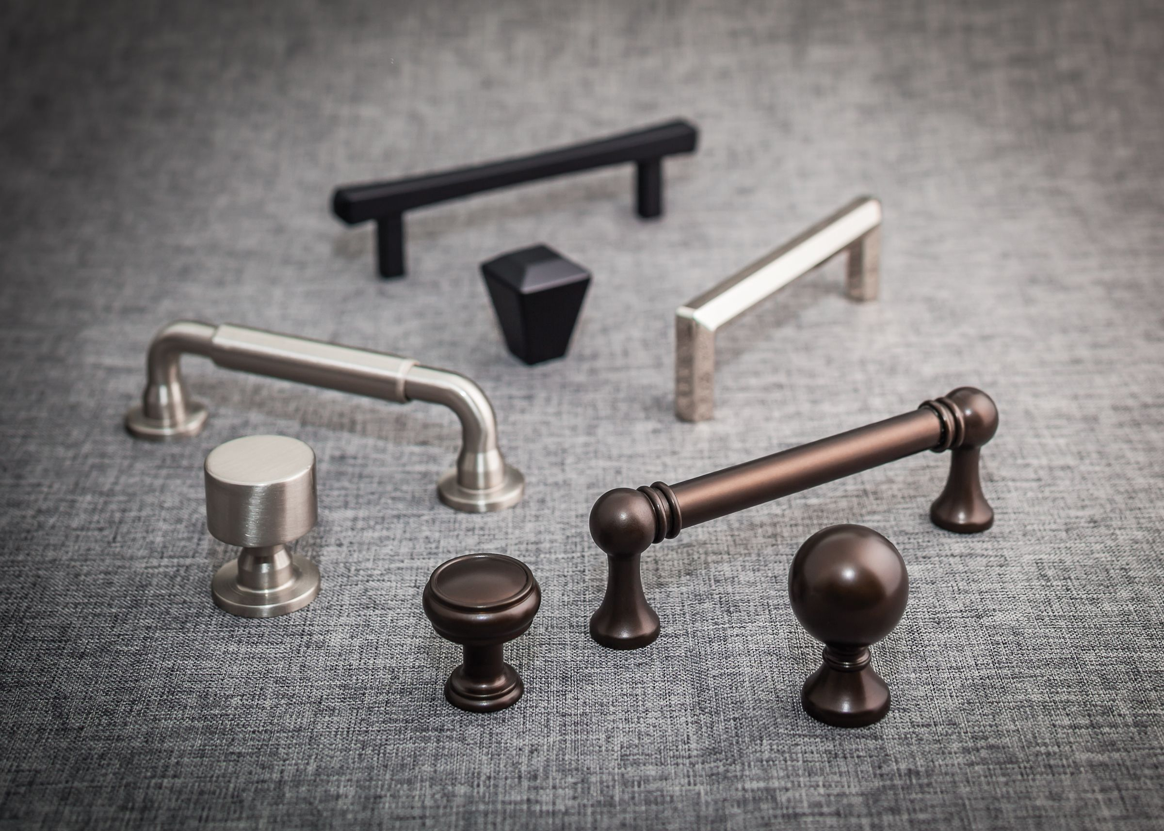 Introducing the Serene Collection of cabinet hardware from Top ...