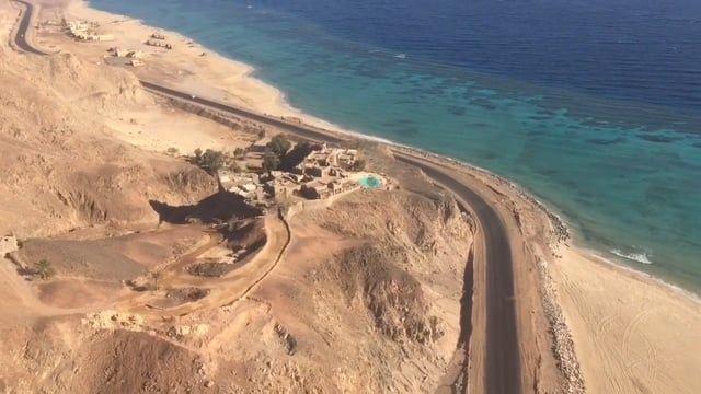 Castle Zaman, South Sinai #thisisegypt