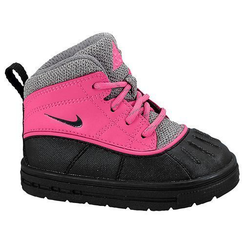 Nike ACG Woodside II Pink Winter Weather Boots Girls' Toddler Size 4c-10c #