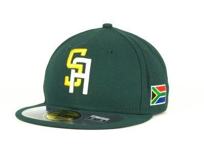 South Africa New Era Cap  9c7245139b1