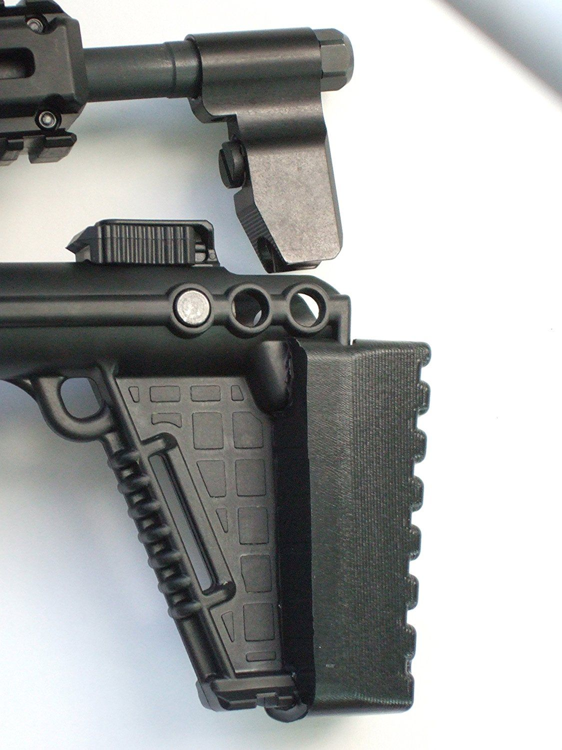 """Amazon.com : Custom Recoil Pad """"Gen 2"""" With/sight Pocket, Exclusively for the KT Sub2000 (Generation 2) Foldable Carbine. : Sports & Outdoors"""