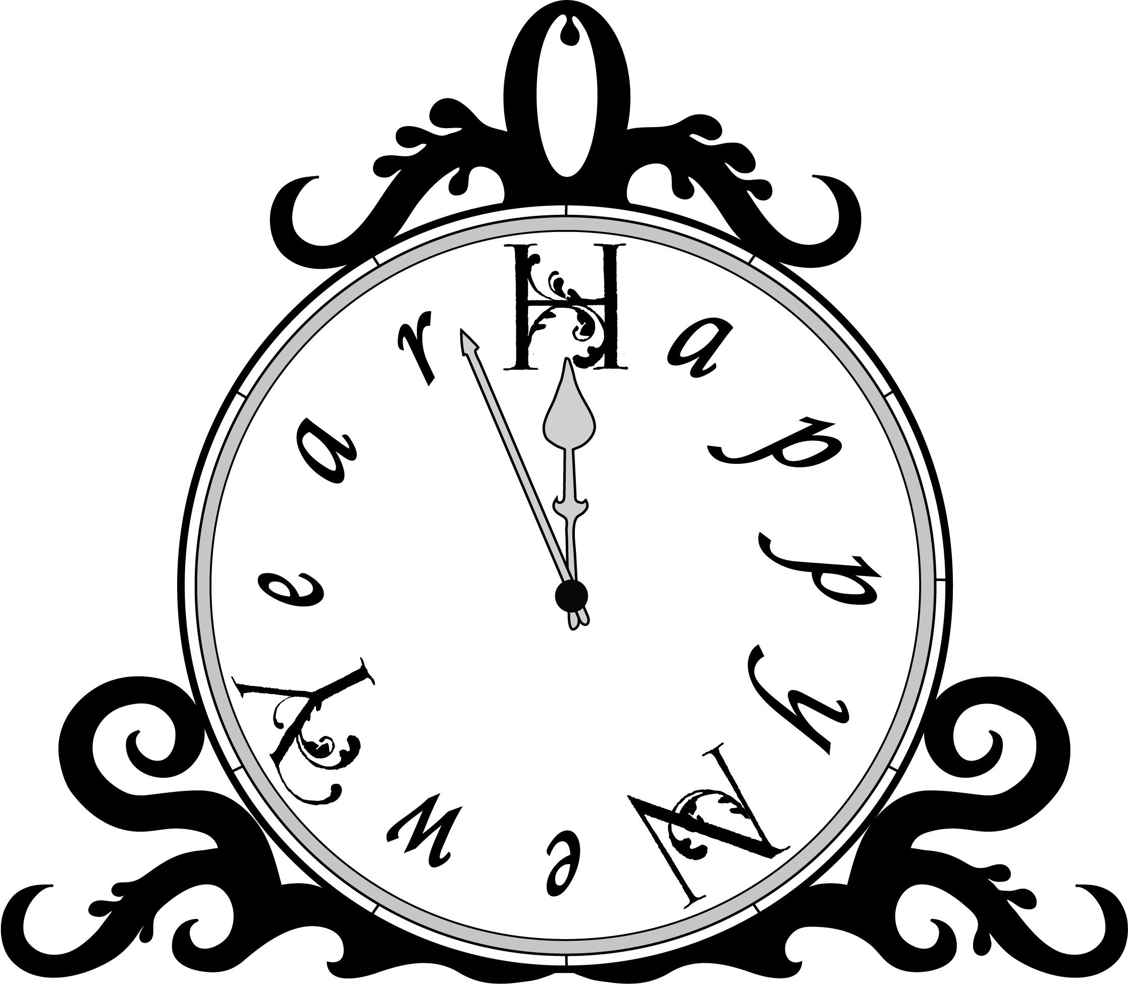 Waiting For New Year 2019 New Year Clock Happy New Year 2019 New Year Clipart