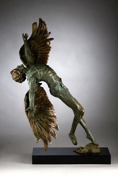 Christopher Edwards  Icarus 2009
