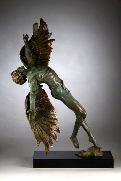 Christopher Edwards  Icarus 2009