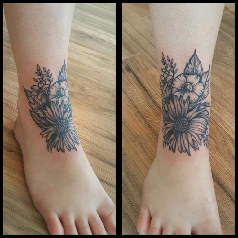 Pin On Foot Tattoos