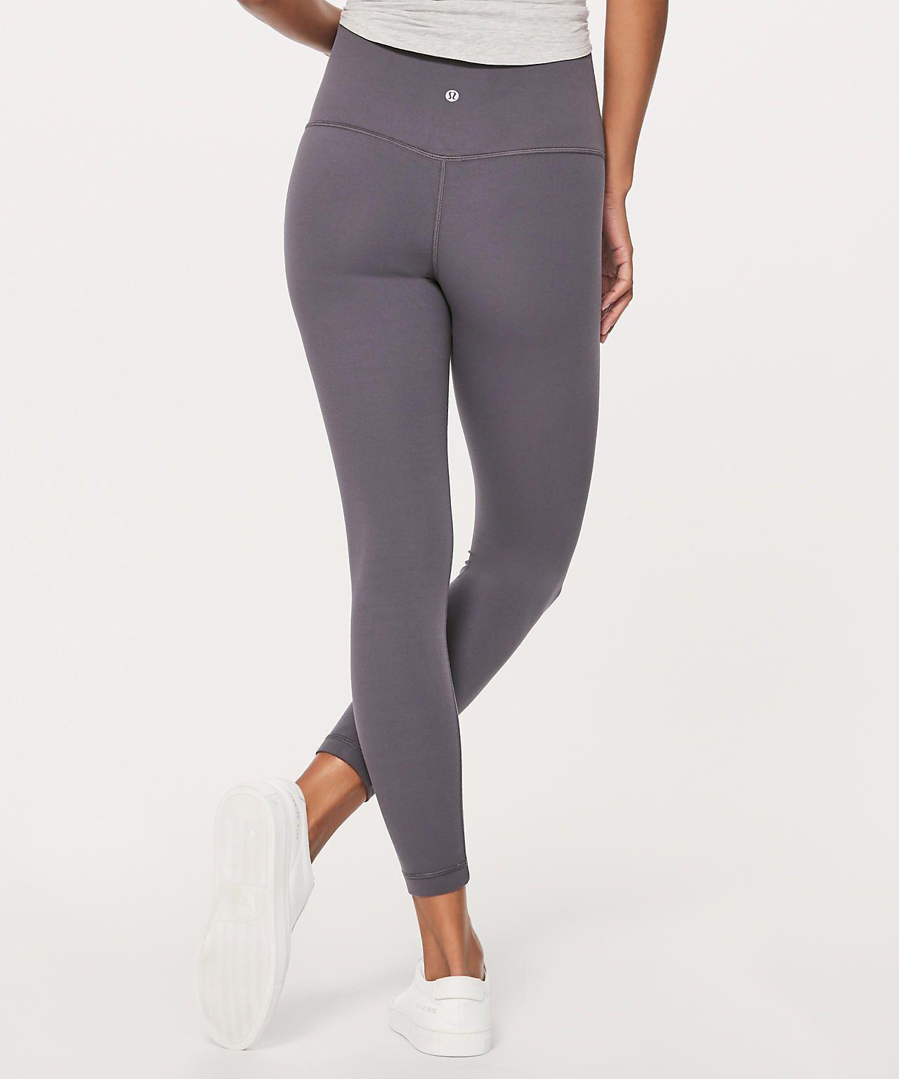 e291442b91732a Lululemon Align Pant II color dark shadow | style | Pants, Lululemon ...