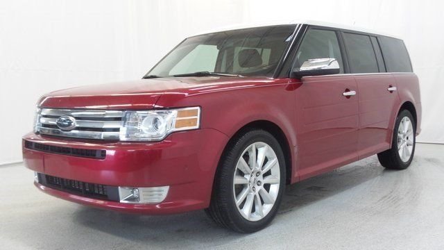 Cars For Sale 2011 Ford Flex Awd Limited In Grand Rapids Mi