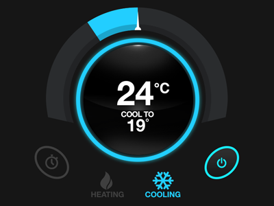 Thermometer Thermometer Gui Design Win Phone