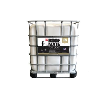 Best Gaf Roof Mate 250 Gal White Acrylic Reflective Roof 400 x 300