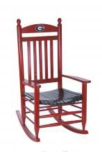 Miraculous Georgia Bulldogs Rocking Chair Collegiate Furniture Sales Gmtry Best Dining Table And Chair Ideas Images Gmtryco