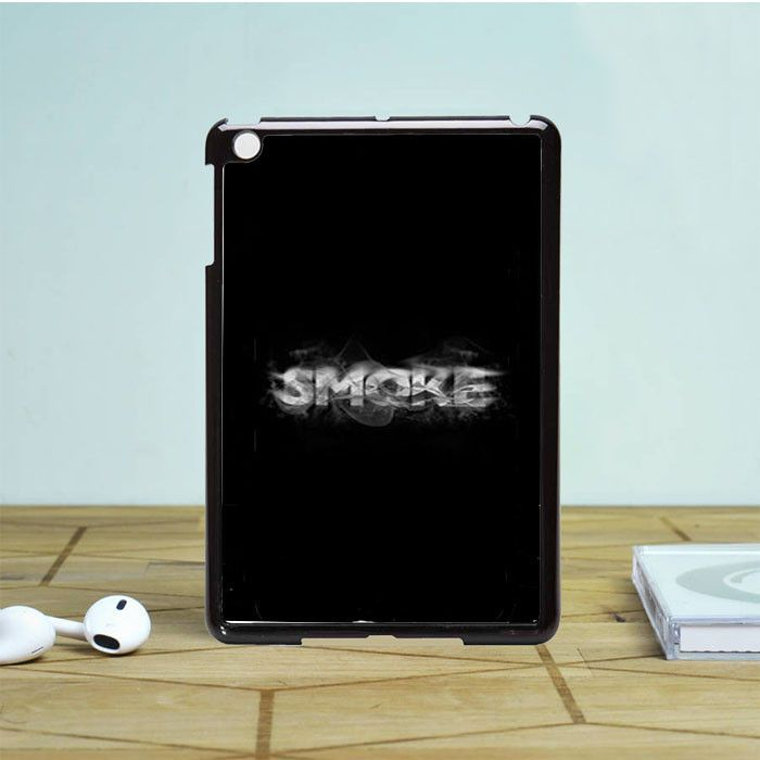 Smoke iPad Mini 2 Case Dewantary