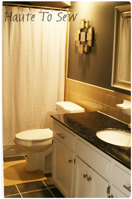 Working With Existing Yellow Tile Yellow Bathroom Tiles Inexpensive Bathroom Remodel Cheap Bathroom Remodel