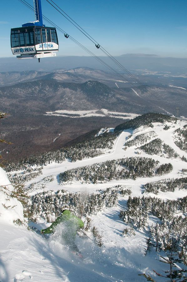 1d20fec1e 2 Jay Peak, V.T. | Ski Resorts US in 2019 | Jay peak, Vermont ski ...