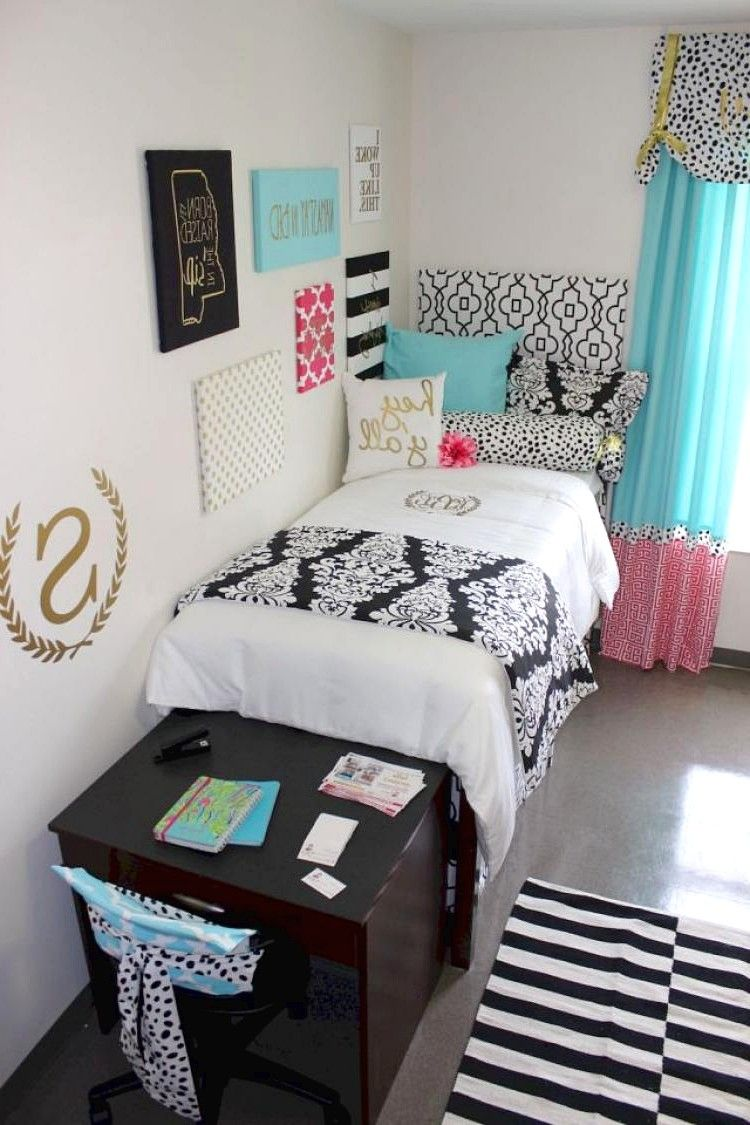 creative dorm room decor ideas | dorm room decor, cozy dorm room, dorm room diy