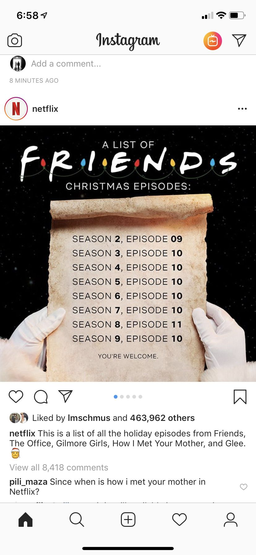 Friends Christmas Episodes Friends Christmas Episode Christmas Episodes Friend Christmas