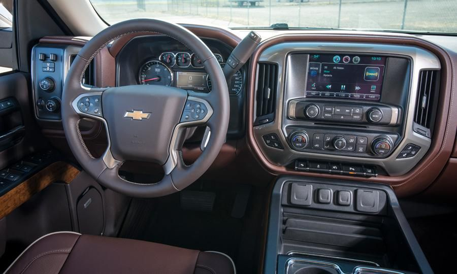 chevy reaper interior - photo #2