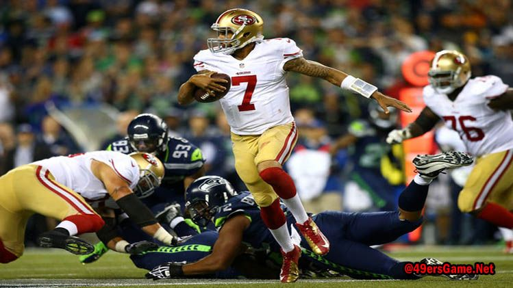 Pin by mike Davis on San Francisco 49ers Rivalry 2017