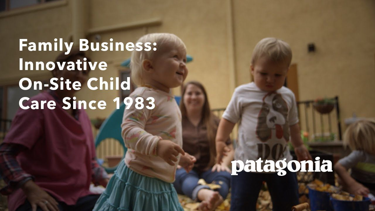 Family Business Innovative OnSite Child Care Since 1983