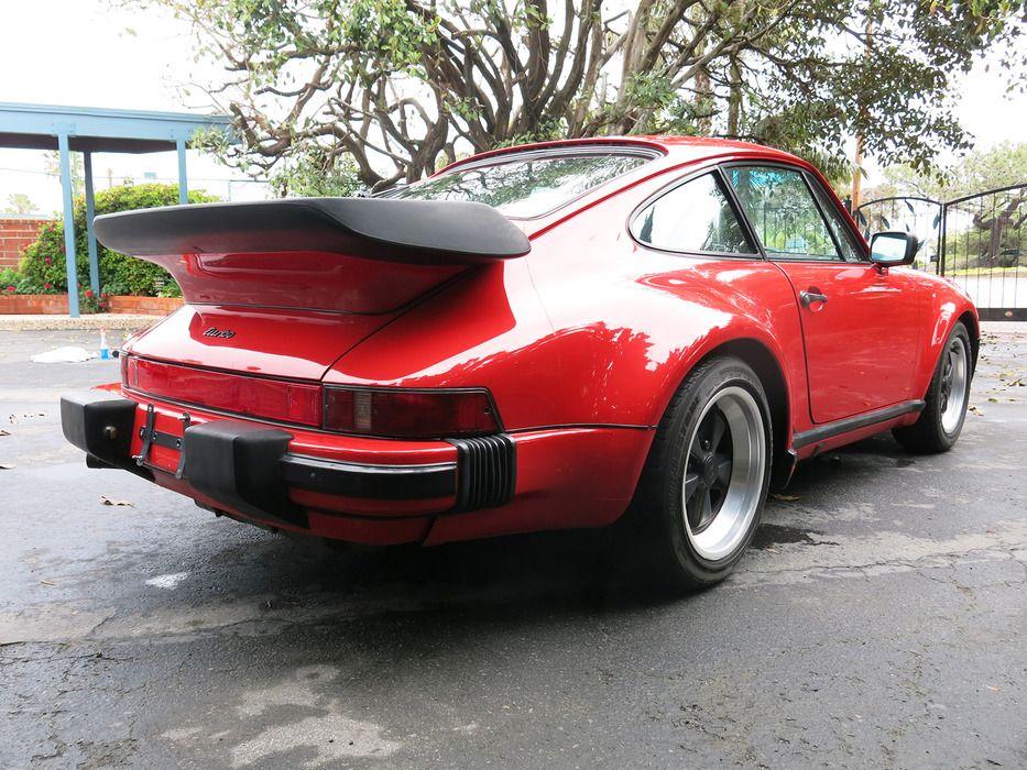 1986 Porsche 930