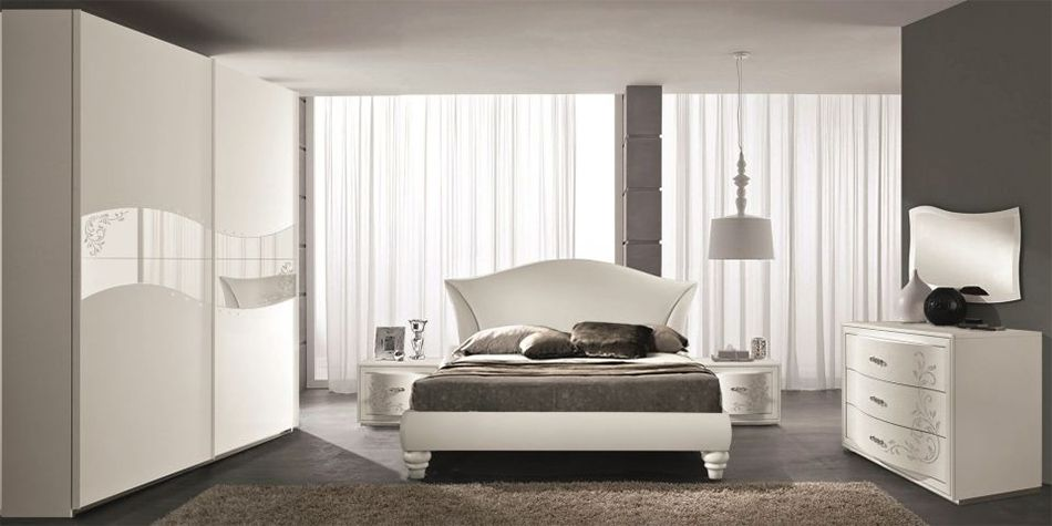 Contemporary Bedroom SET Sogno by SPAR, Italy - $5,49900 Bedroom - Italian Bedroom Sets