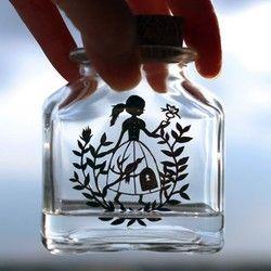 瓶の中の物語ー鳥かごー