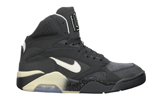 """new arrival c9760 2ea26 ... vibrant yellow splatte. Nike Air Force 180 Mid """"Glow in the Dark"""""""