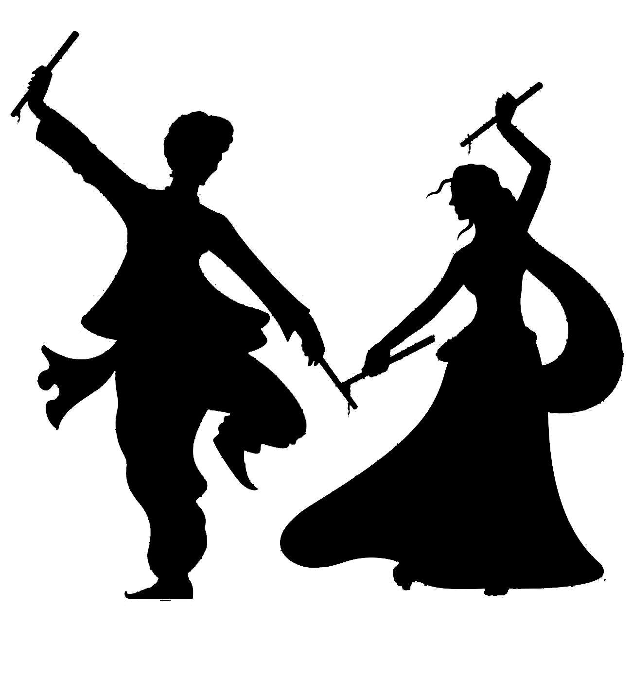 Clipart Folkdance Indian Group Dance Clipart Clipartfest Dance Silhouette Dancers Art Folk Dance
