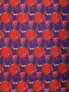 Marimekko Mosaiikki Pattern, 1985