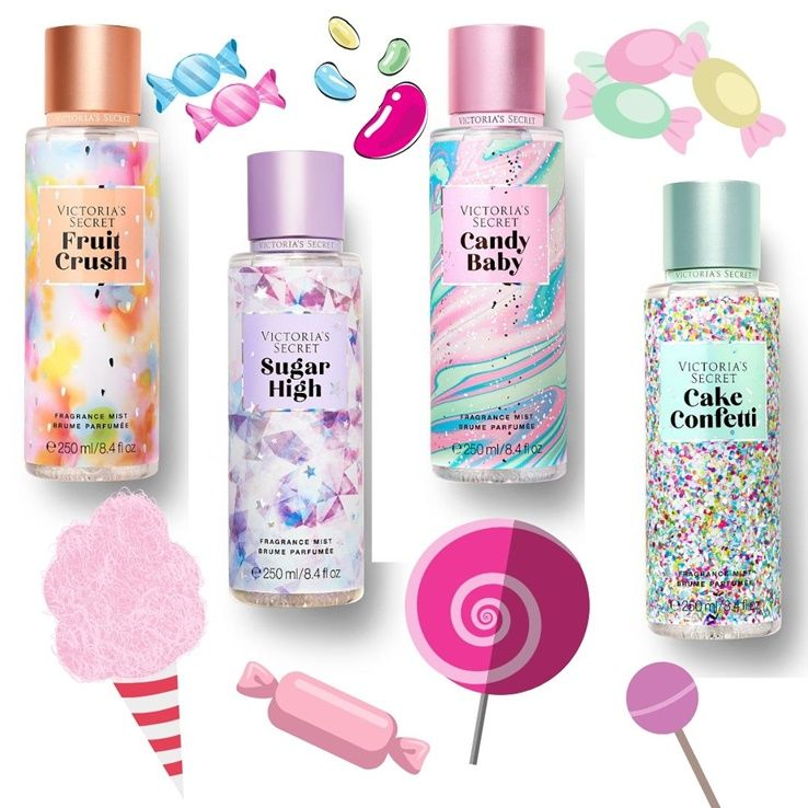 Victoria's Secret Sweet Fix Fragrances Are a Sugary Treat for Gourmand Lovers – Musings of a Muse