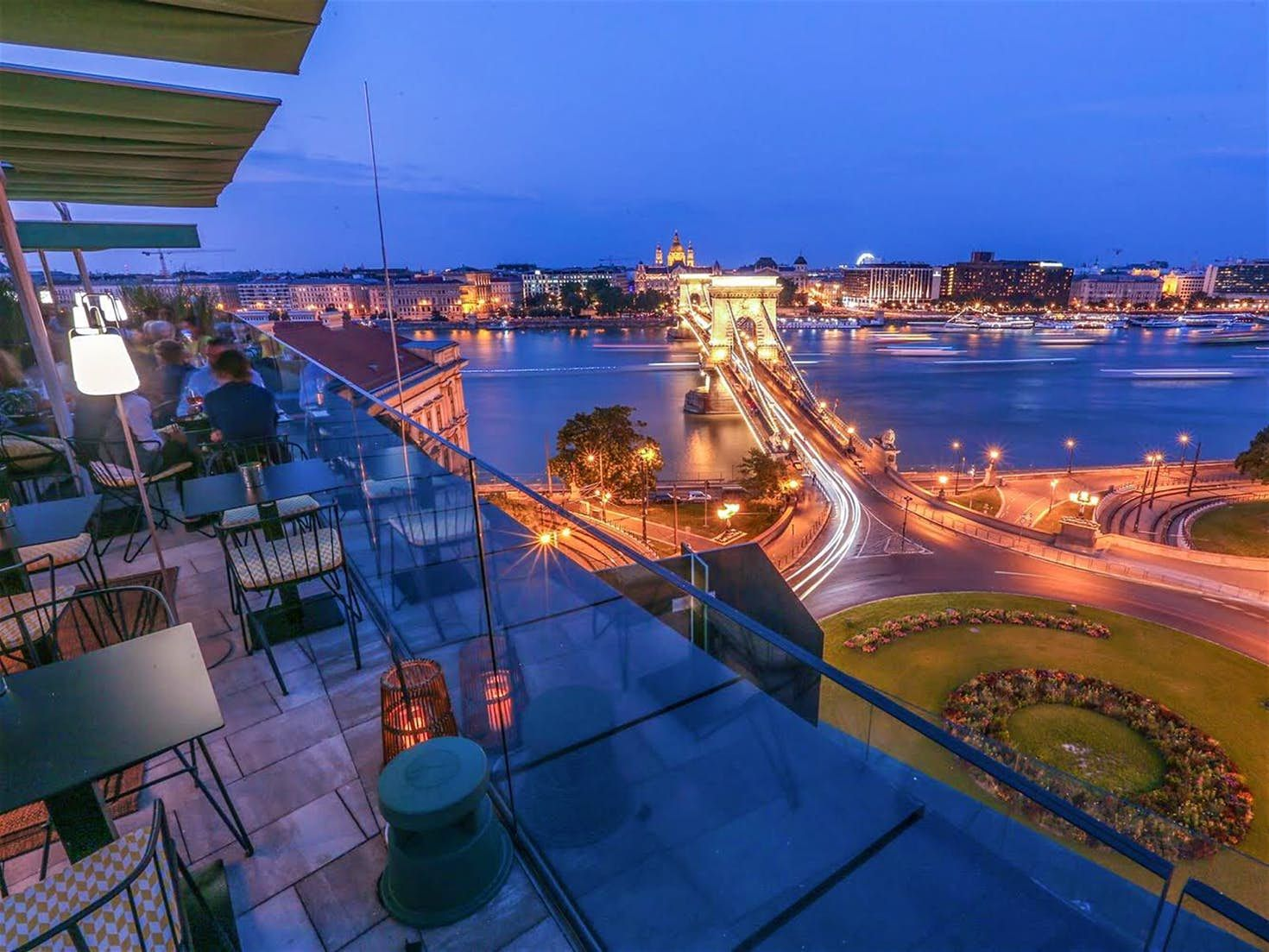 The Best Rooftop Bars In Budapest Best Rooftop Bars Budapest Rooftop Bar