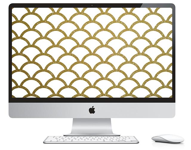 Freebies All That Glitters Is Gold Wallpaper Mac Wallpaper Desktop