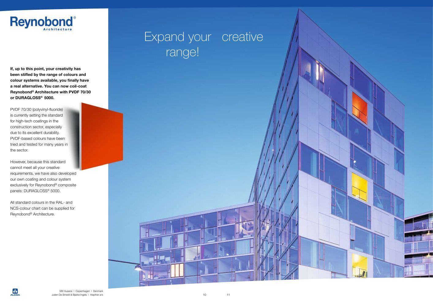 Reynobond Architecture Alcoa Architectural Products Architecture Colours Alcoa