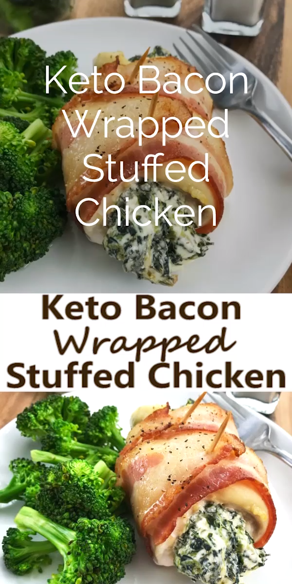 Photo of This poultry wrapped in keto bacon is the perfect idea for a charcoal …