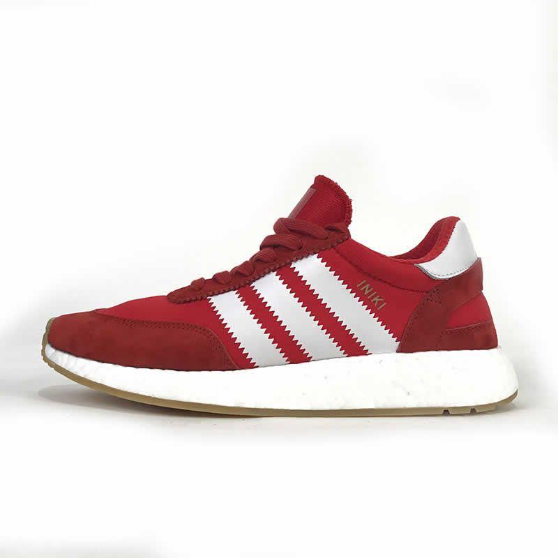 Cheap 2017 UA Adidas INIKI RUNNER Light Red