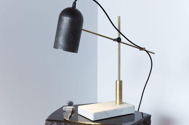 castor catherine lamp