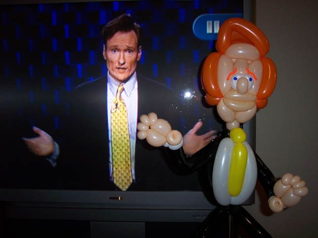 Conan Twist Balloon