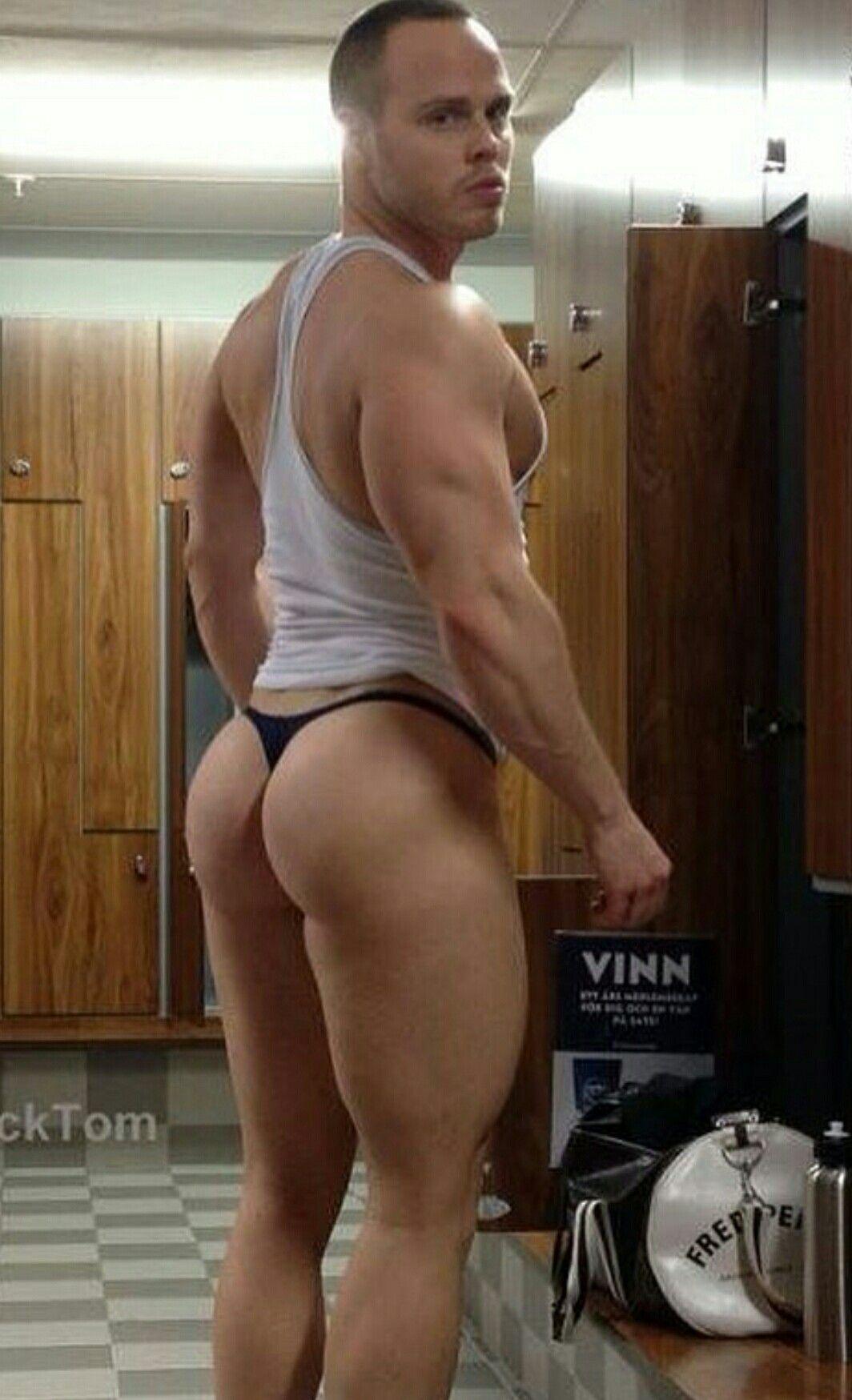 Gay Muscle Thong 109