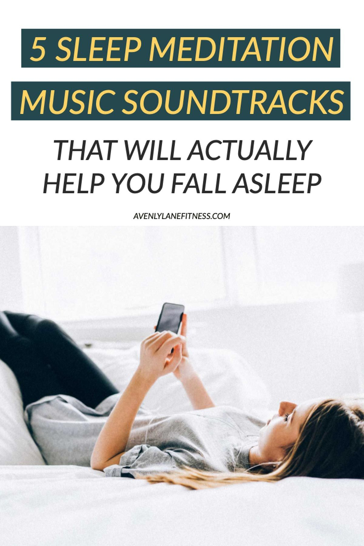 Sleep Meditation Music That Will Help you Fall Asleep Fast