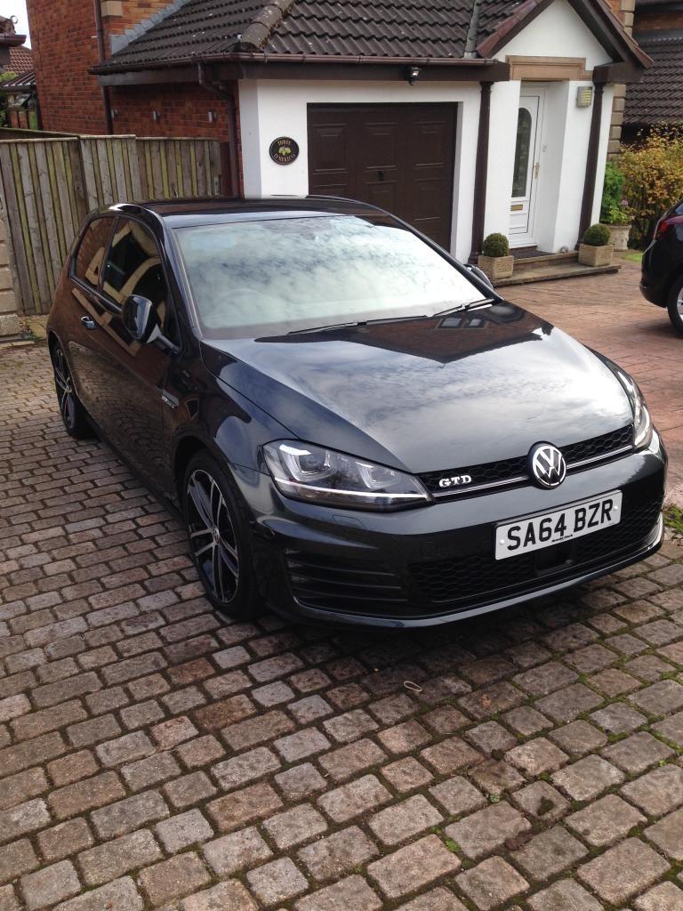 New Scottish GTD! - GOLFMK7 - VW GTI MKVII Forum / VW Golf R