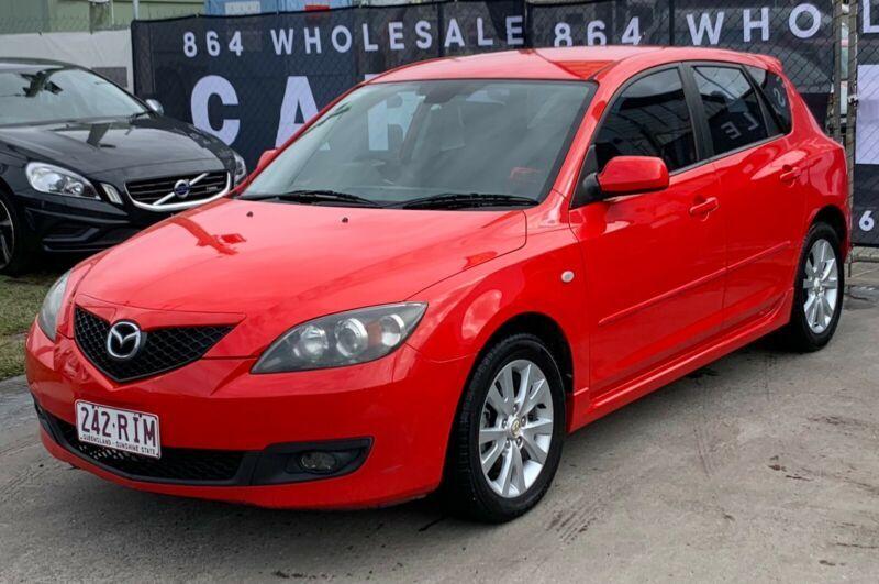 2999 AUTO MAZDA 3 MAXX SPORT DEC'19 REGO RWC VELOCITY RED