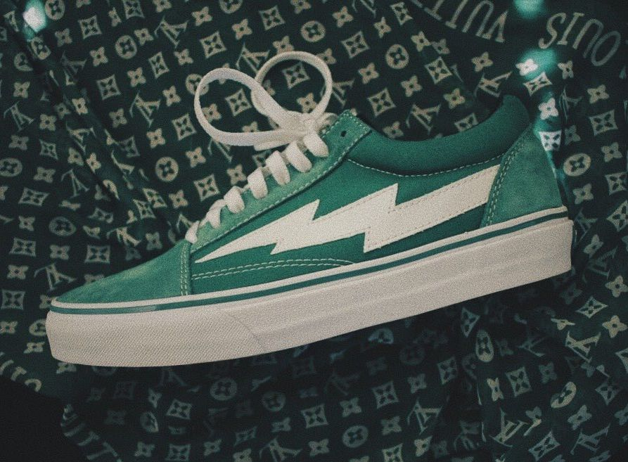 080c2c8d69456a Green Revenge X Storm by Ian Connor
