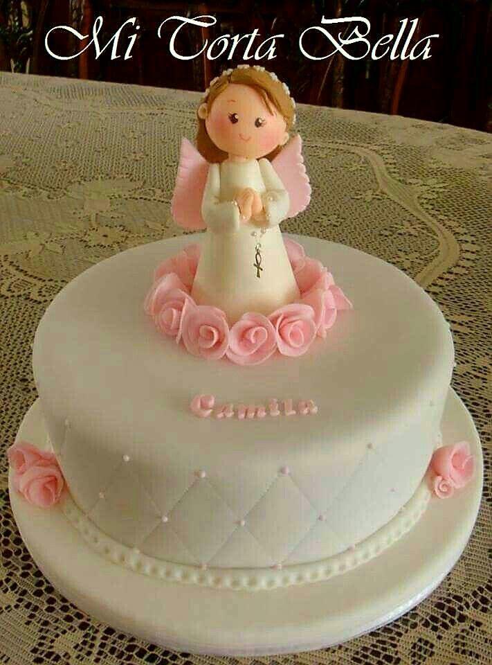 Pin von roxana durand auf torta primera comunion ni a for Torten dekorationen
