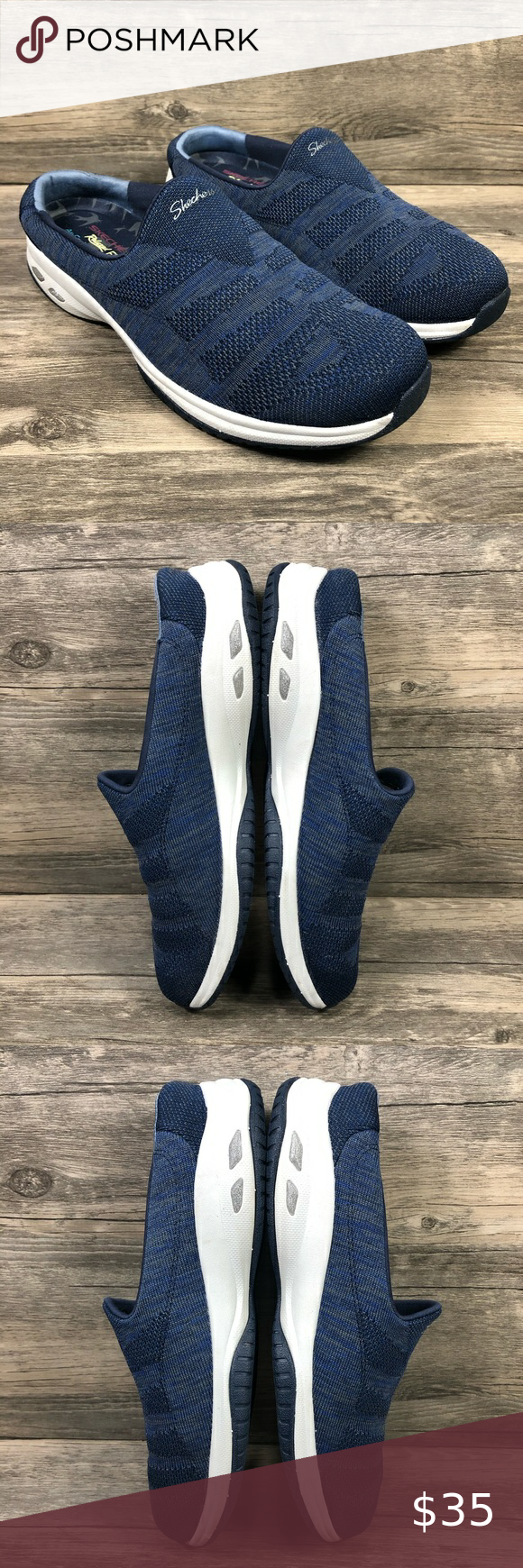 Skechers Air Cooled Memory Foam Relaxed
