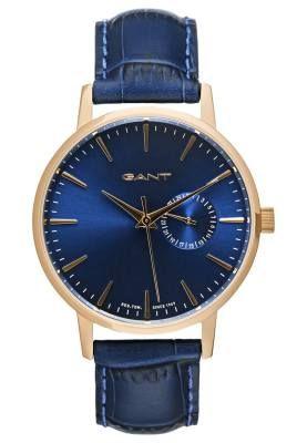 30667666e8fc Gant Park Hill Reloj Roségoldfarben Blau Las Tendencias Y Relojes De Mujer  Las tendencias y relojes