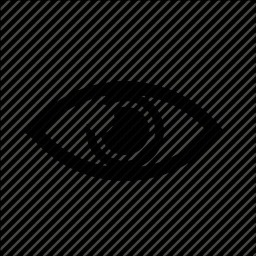 Eye Icon Interactive Design Infiniti Logo Icon