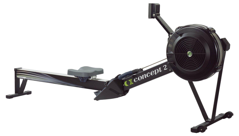 Concept 2 Model D Rower Indoor Rowing No Equipment Workout Best Cardio Machine