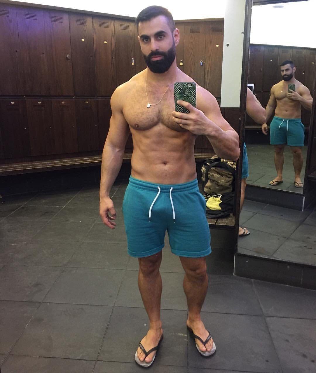 Muscle flip flop